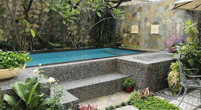 Fiberglass Inground Pools Construction Installation Maintenance Malaysia